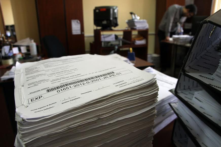 MINJUS: Ciudadanos deben acceder a información de expedientes judiciales que están en trámite