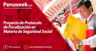 Proyecto de Protocolo de Fiscalización en Materia de Seguridad Social