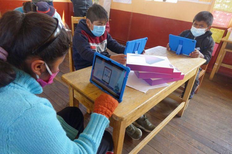 colegios en Perú (COVID-19)