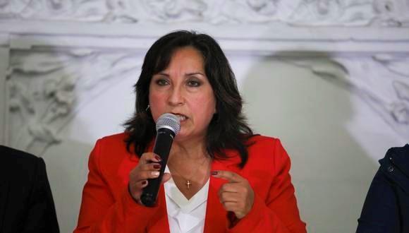 Dina Boluarte